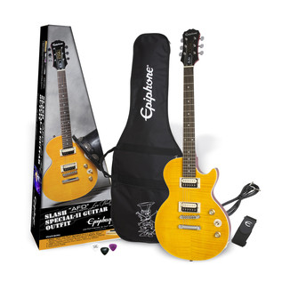 Epiphone Slash 'AFD' Les Paul Special II Electric Guitar Outfit