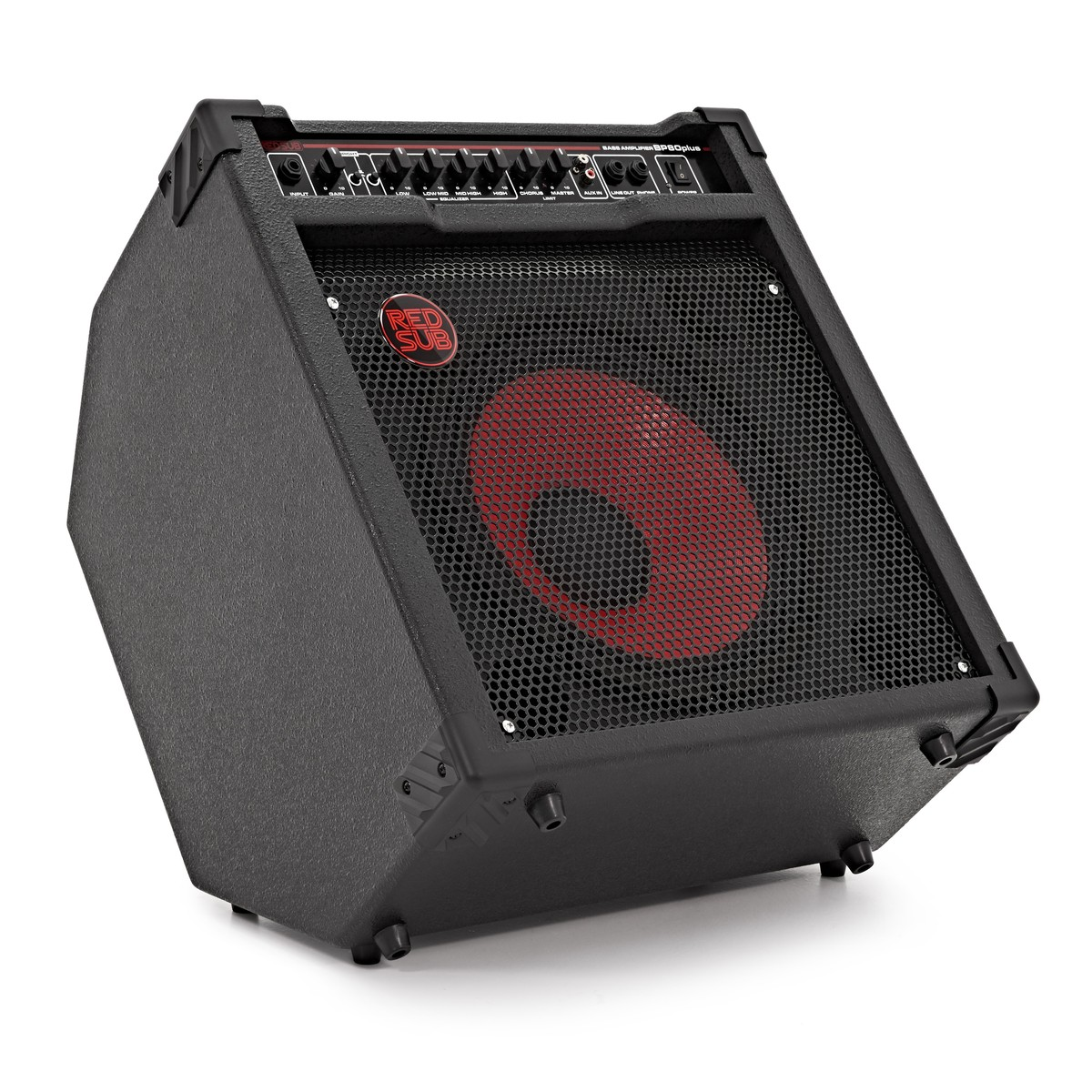 redsub bp80plus 80w bass guitar amplifier b stock at. Black Bedroom Furniture Sets. Home Design Ideas