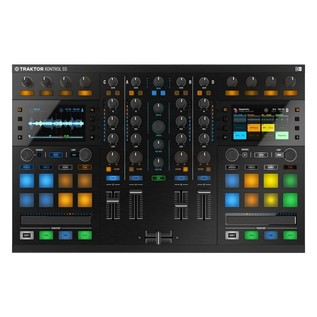 Native Instruments Traktor Kontrol S5 with Denon DN-308 Monitors - Kontrol Top