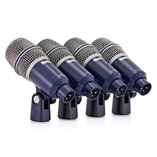 SubZero SZD-8000 Drum Mic Set, 8 Piece