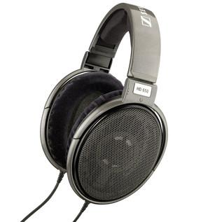 Sennheiser HD 650 Audiophile Open Dynamic Headphones - angle