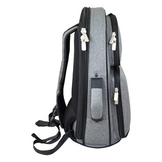 Tom and Will 26FGH Flugel Horn Gig Bag, Grey with Black Trim