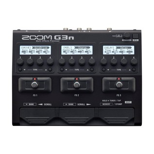 Zoom G3n Multi Effects Processors