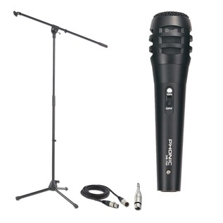 Phonic DM.700 Vocal and Instrument Microphone Pack