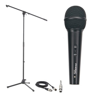 Phonic DM.680 Vocal and Instrument Microphone Pack
