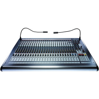 Soundcraft GB2-32 32-Channel Mixer - Front View