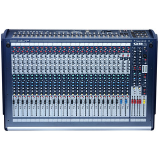 Soundcraft GB2-32 32-Channel Mixer - Top View