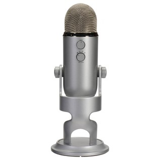 Blue Yeti Studio - Rear