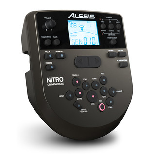 Alesis Nitro 8-Piece Electronic Drum Kit - Drum Module