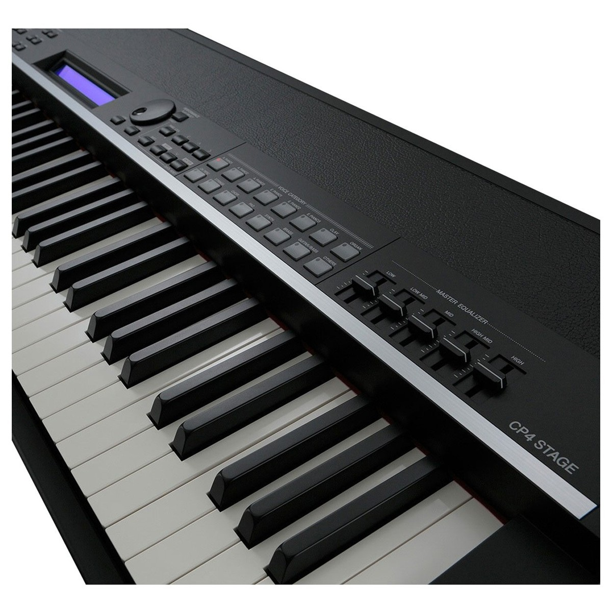Yamaha cp4 digital stage piano black box opened at for Yamaha cp4 stage 88 key stage piano