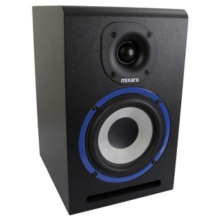 Mixars MXM5 Studio Monitors, Single - Angled