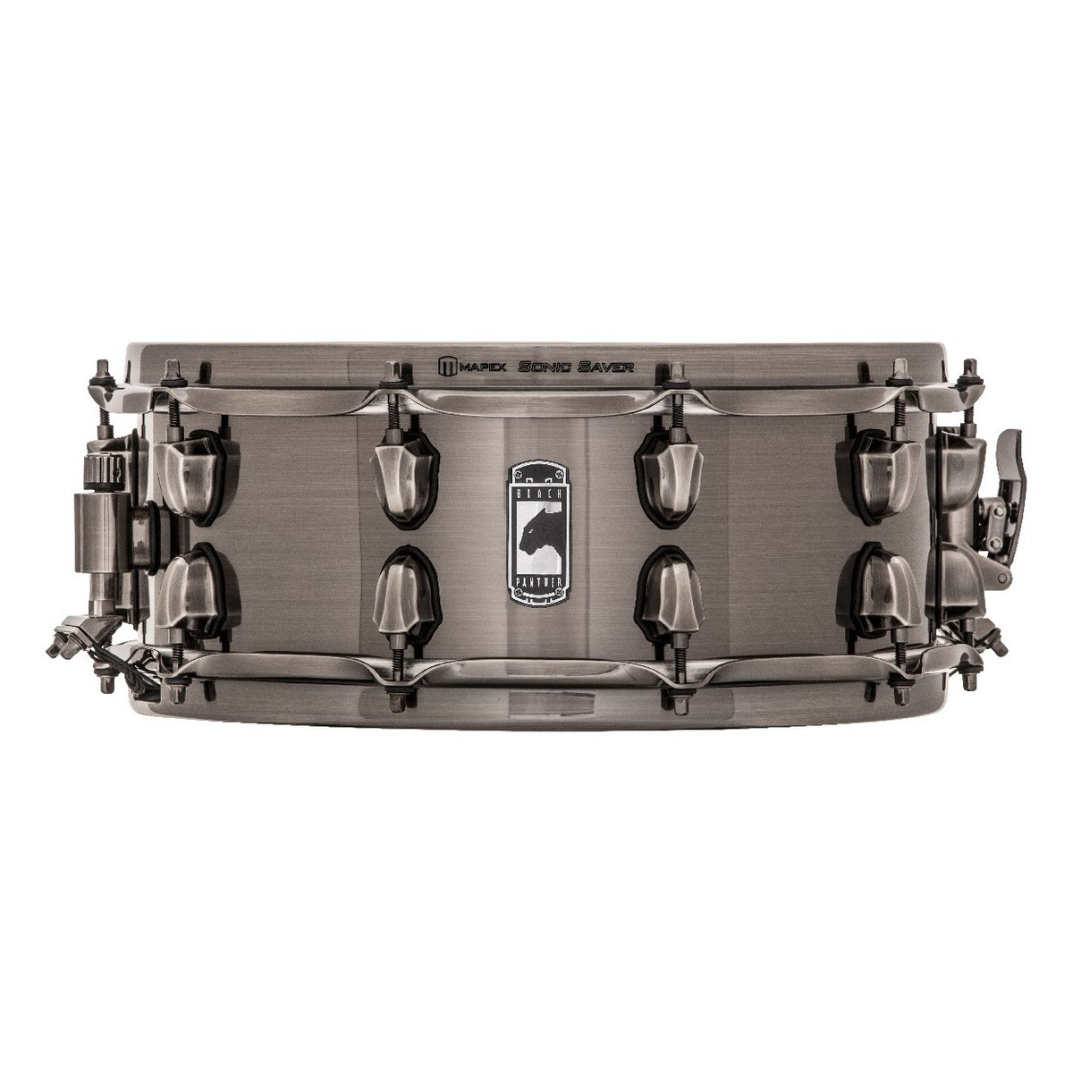 Mapex Black Panther The Blade 14 x 5.5 Steel Snare Drum