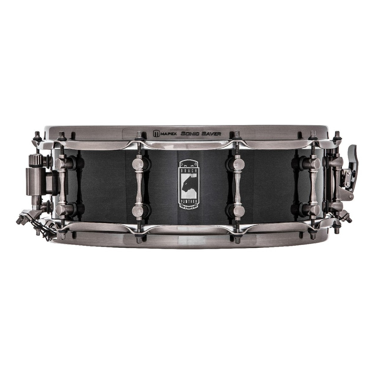 Mapex Black Panther The Black Widow 14 x 5 Maple Snare Drum