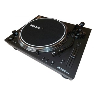 Mixars Turntable STA, S-Arm - Angled