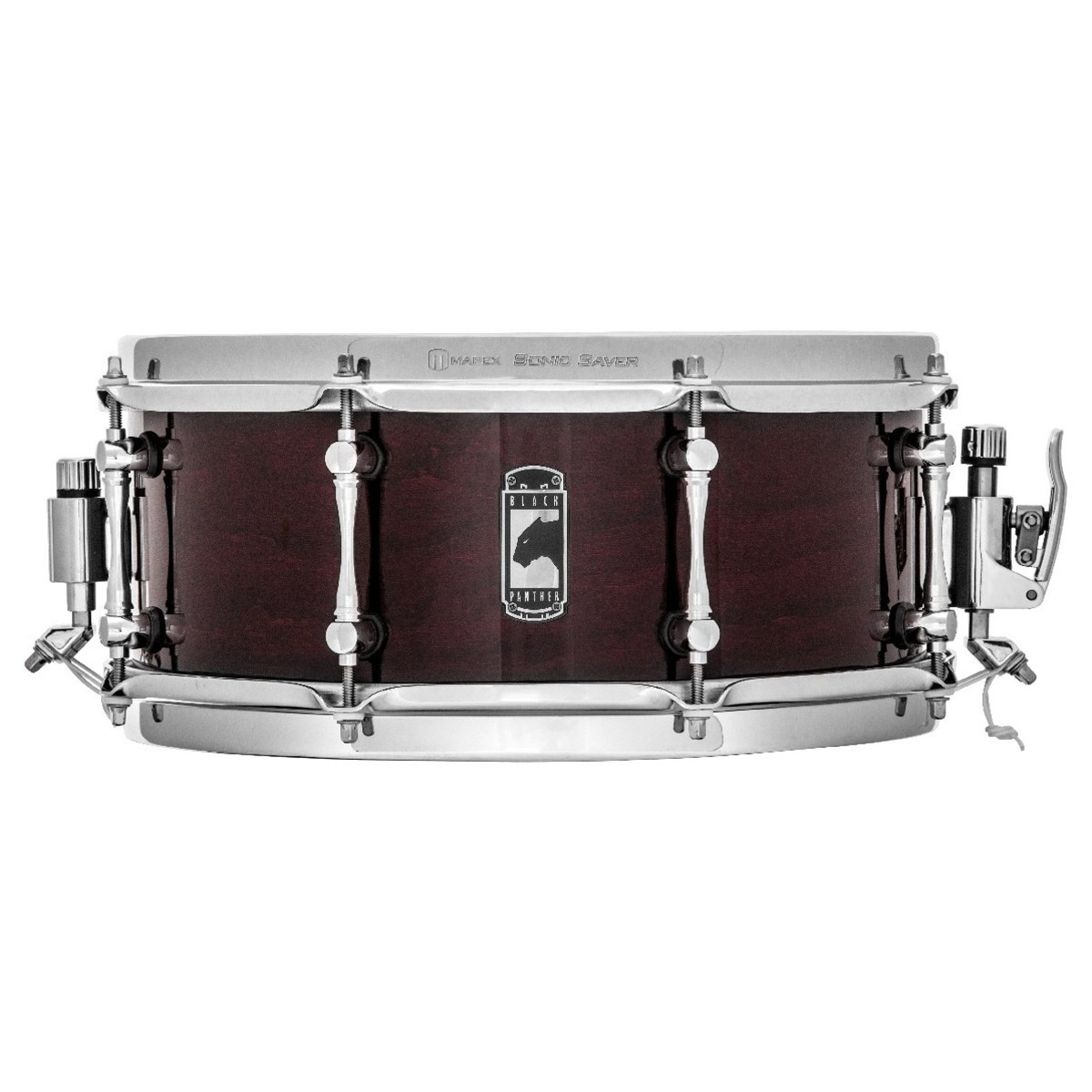 mapex black panther the cherry bomb 13 x 5 5 cherry snare drum at. Black Bedroom Furniture Sets. Home Design Ideas