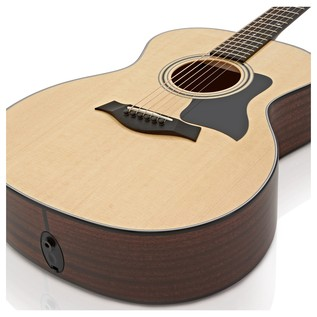 Taylor 314e Grand Auditorium Electro Acoustic Guitar, Natural