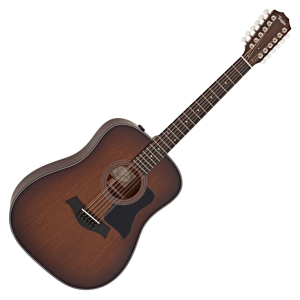 taylor 360e 12 string dreadnought electro acoustic guitar at. Black Bedroom Furniture Sets. Home Design Ideas