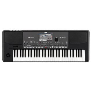 Korg PA600 Arranger Keyboard - top