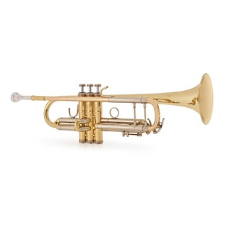 B&S Challenger 1 Trumpet, Clear Lacquer