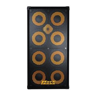 Markbass Standard 108HR 8x10 Bass Cabinet, 8 Ohms
