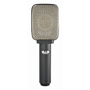 CAD D82 Figure-of-Eight Ribbon Microphone - Front