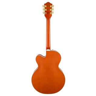 Gretsch G6120T Players Edition Nashville with Bigsby, Orange Stain