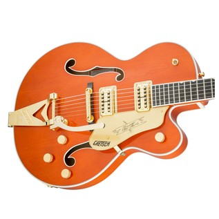 Gretsch G6120T Players Edition Nashville with Bigsby, Orange Stain
