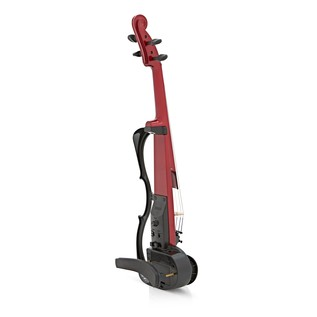 Yamaha SV130 Silent Violin, Candy Apple Red