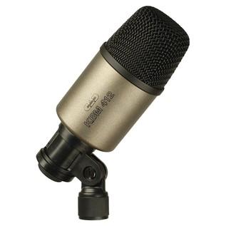 CAD KBM412 Kick Drum Microphone - Angled