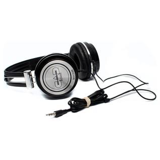 CAD MH100 Studio Headphones - Layed Flat