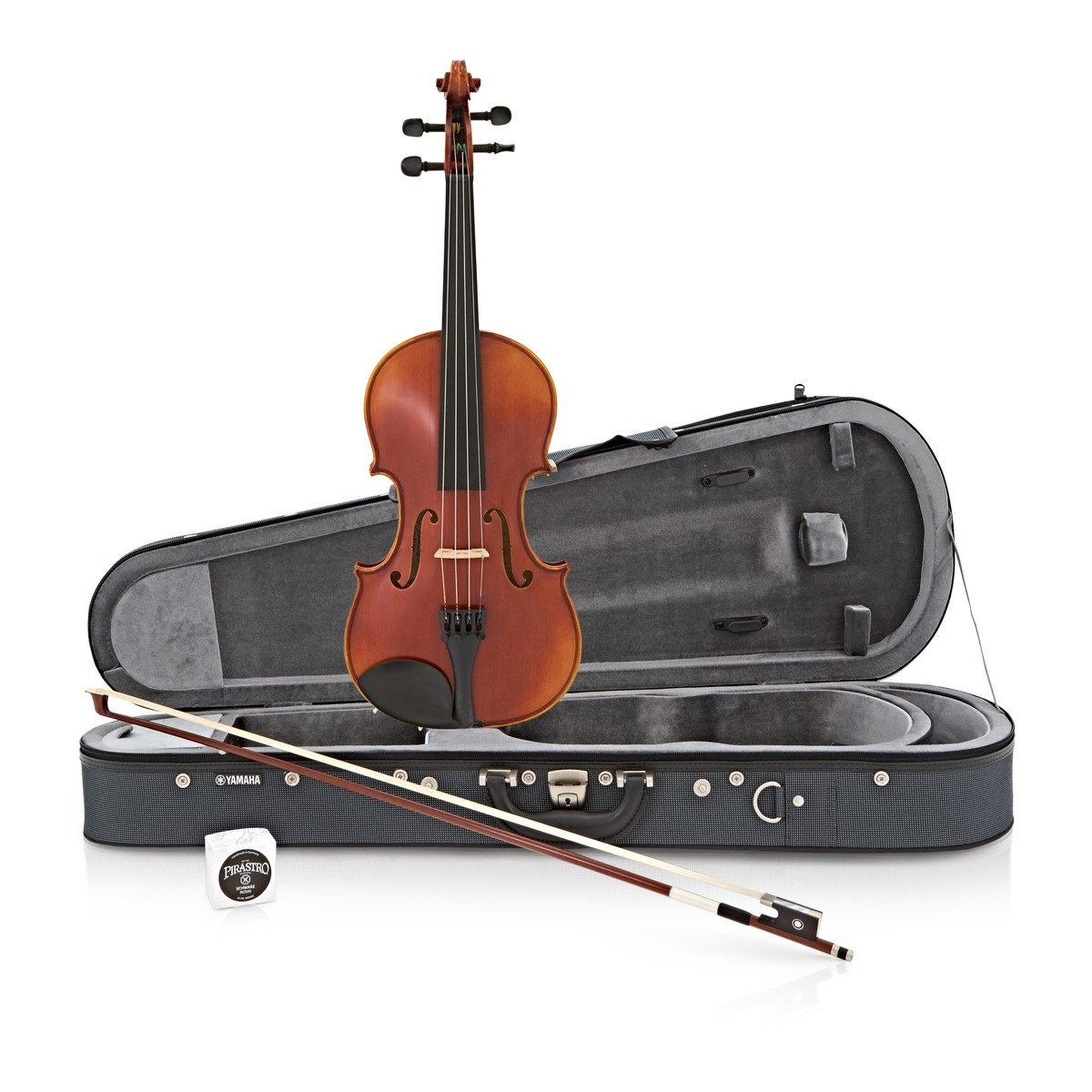 Yamaha v7sg intermediate violin 4 4 size at for Violin yamaha 4 4