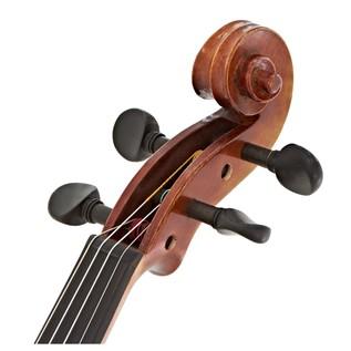 Yamaha V7SG Intermediate Violin, 1/2 Size - Box Opened