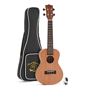 C-03-G4M Mahogany Ukulele with Free Gig Bag and Tuner