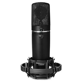 Miktek MK300 Pattern FET Large Diaphragm Condenser Microphone - Front