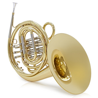 3/4 Size French Horn in F By Gear4music