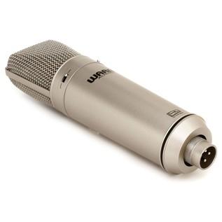 Warm Audio WA87 Condenser Microphone - Angled