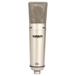 Warm Audio WA87 Condenser Microphone - Rear