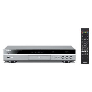 Yamaha BDS681TIB Blu-Ray Player, Titanium