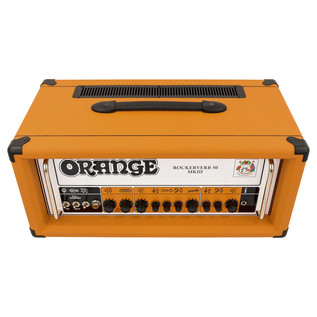 Orange Rockerverb MKIII 50W Twin Channel Guitar Amp Head