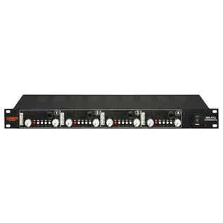 Warm Audio WA-412 4-Channel Pre Amp/DI - Front