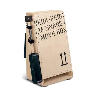 Schlagwerk Move Box The Walk Cajon incl Heck Stick