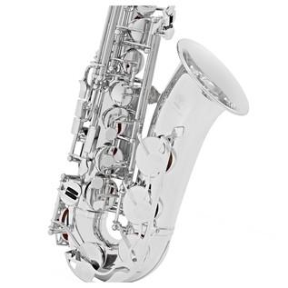 Yamaha YAS280 Student Alto Saxophone, Silver