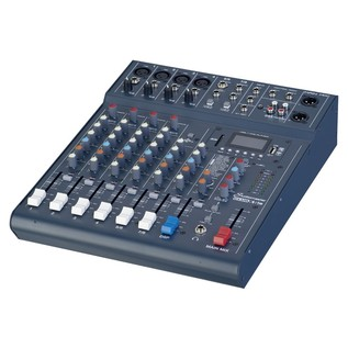 Studiomaster Club XS 8 Compact 6 Channel Mixer with Bluetooth