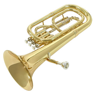 Coppergate Intermediate Baritone by Gear4music