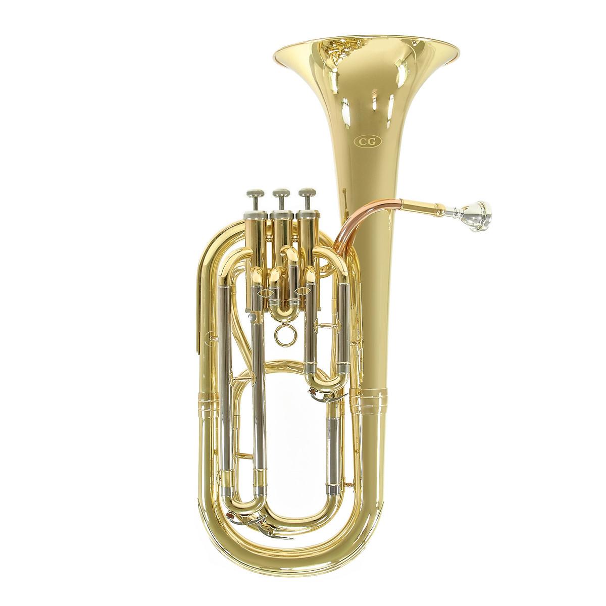 Coppergate Intermediate Baritone by Gear4music - B-Stock ...
