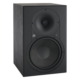 Mackie XR824 Active Studio Monitor Pair - Angled