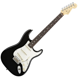 Fender American Standard Stratocaster 2012 RW, Black