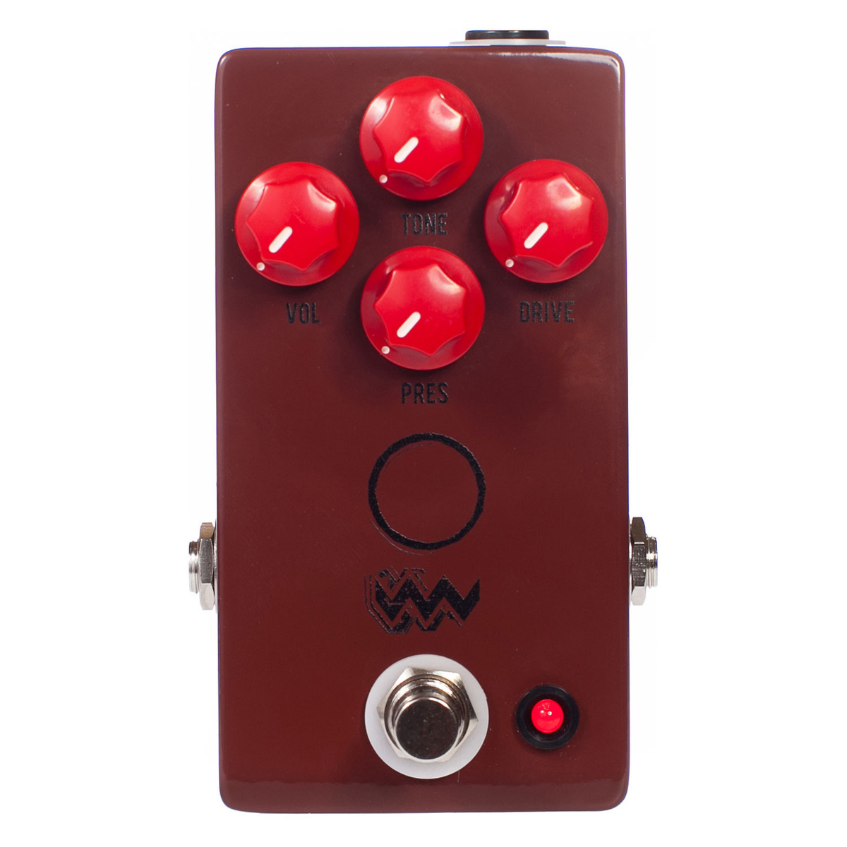 JHS Pedals Angry Charlie Overdrive and Distortion Pedal ...