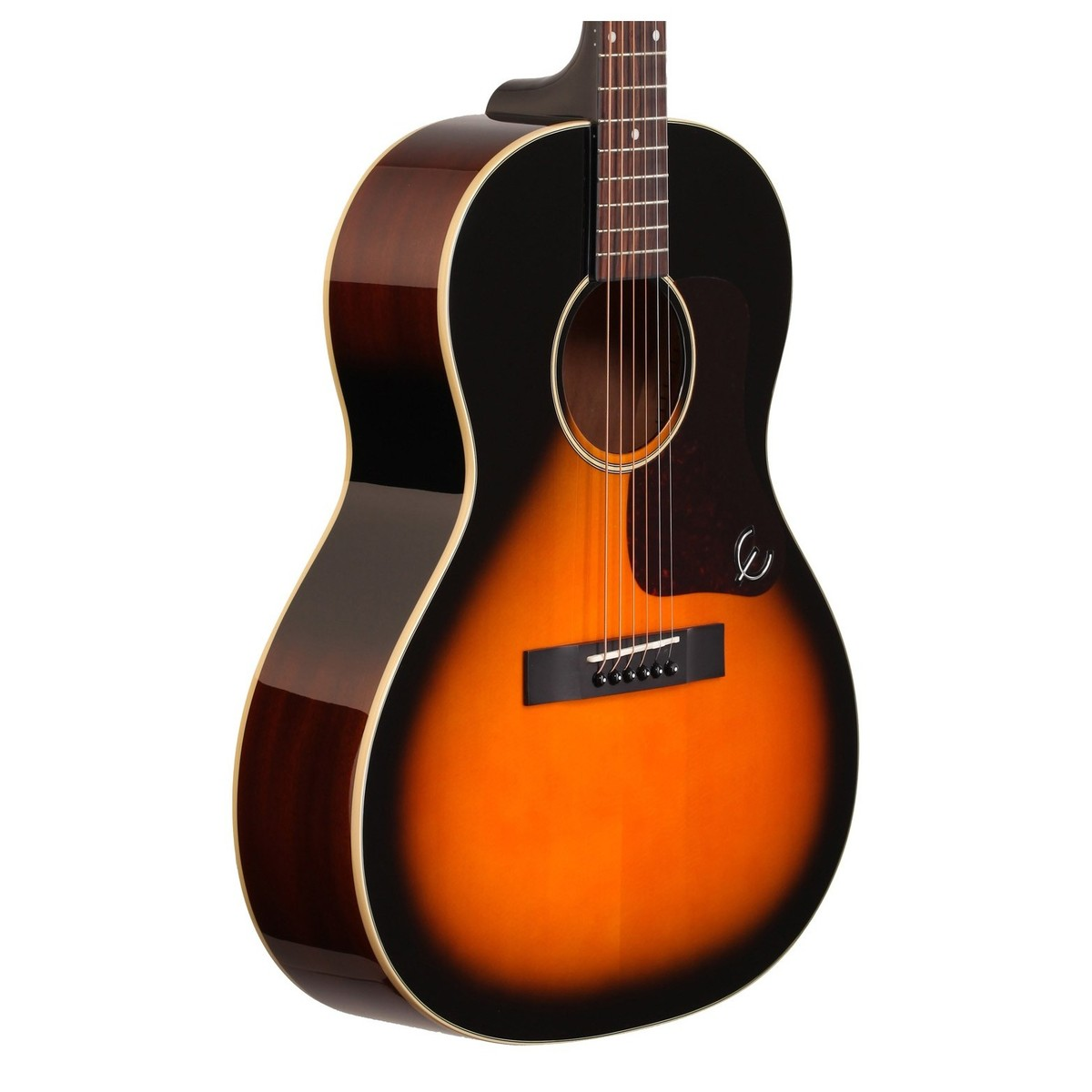 epiphone el 00 pro electro acoustic guitar vintage sunburst at