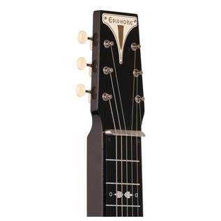 Epiphone Electar Century Lap Steel Guitar, Ebony